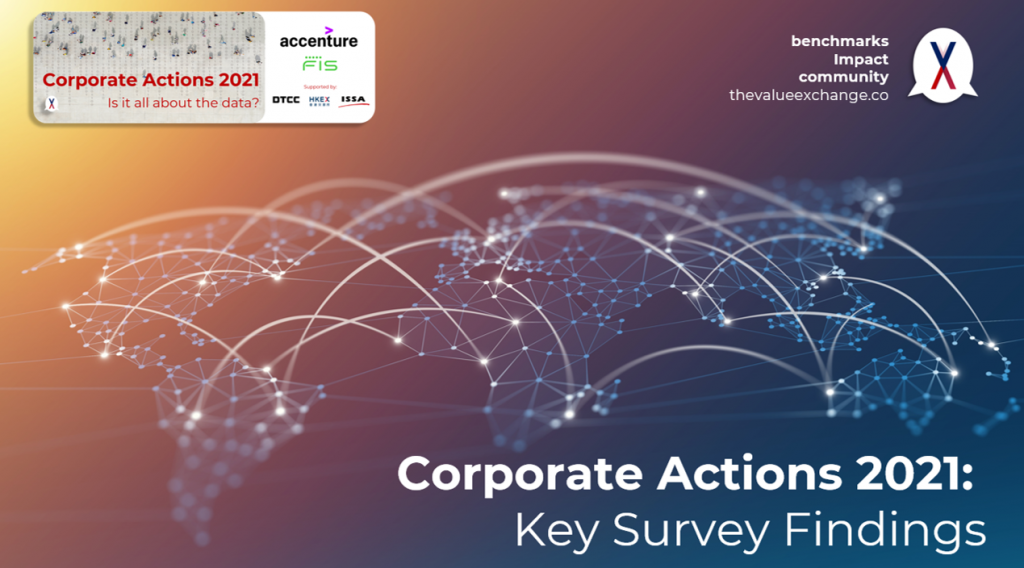 Full Key Finding of corporate actions in 2021-Is it all about data