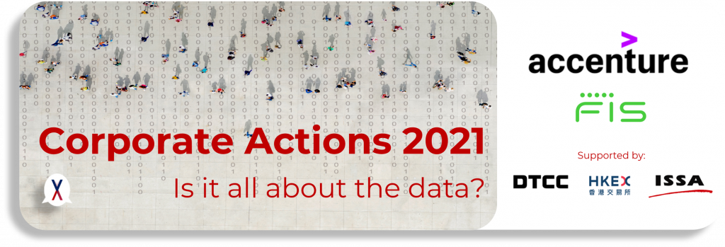 Corporate Acton 2021: Is it all about the data